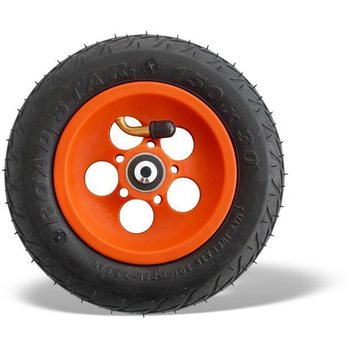 Skike Wheel 6 inch ROAD STAR orange 5HO-RS