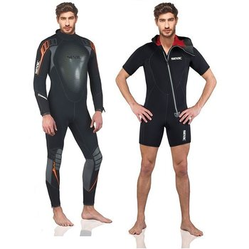 Seacsub Komoda 5mm Men + Vest Flex Evo 5mm Men