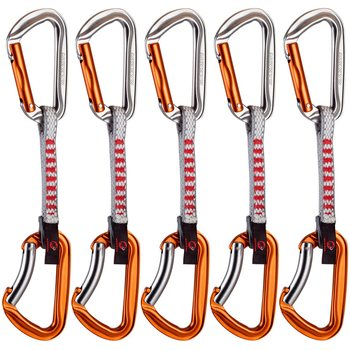 Mammut 5er Pack Wall Key Lock Express Sets (Straight Gate/Bent Gate)