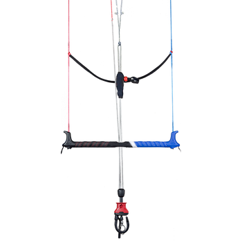 Ozone Bar Contact Snow V4 45cm with 25m Lines